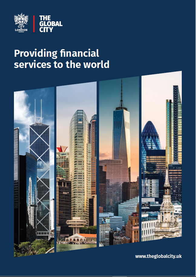 Providing Financial Services to the World cover image