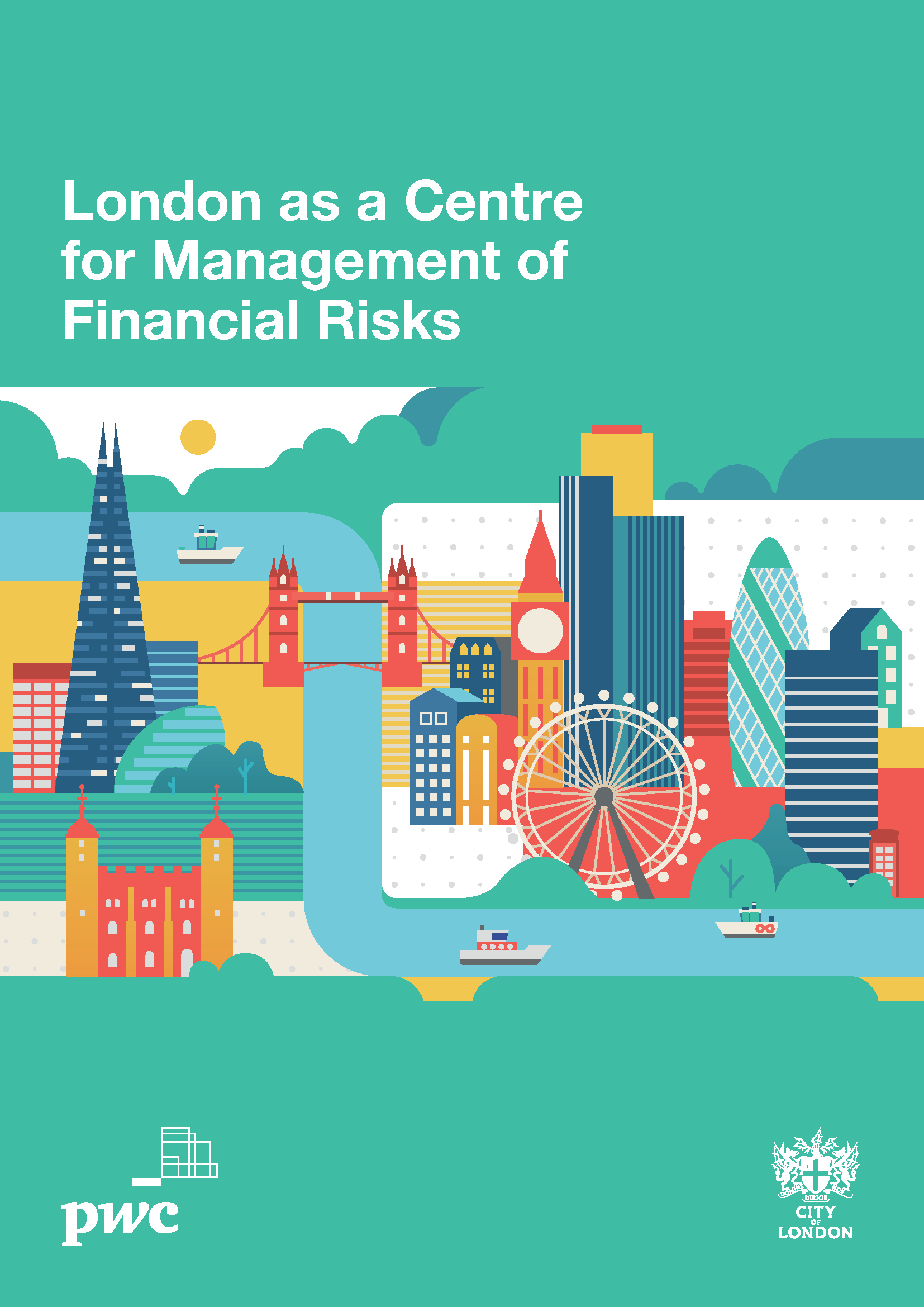 London as a centre for management of financial risks cover image